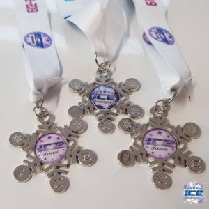 2018-2019 season ICE medals